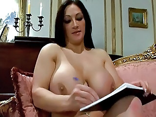 Big Tits British European MILF Natural