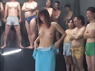 Asian Babe Bukkake Gangbang Japanese Stripper Teen