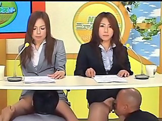 Asian Babe Clothed Funny Japanese Licking Public