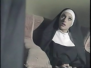 European Italian Nun Uniform Vintage