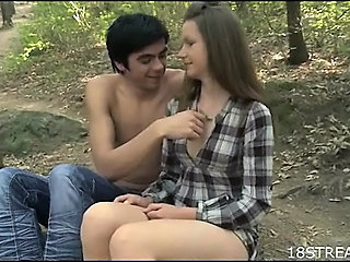 Man Outdoor Teen