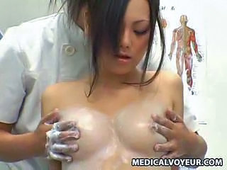 Massage Nipples Teen Voyeur