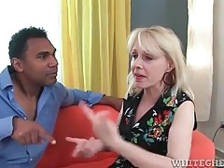 Interracial Mature Mom