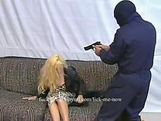 Blonde Forced Teen