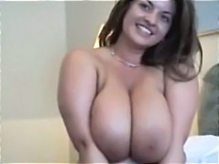 Amazing Big Tits MILF Mom Natural Pornstar