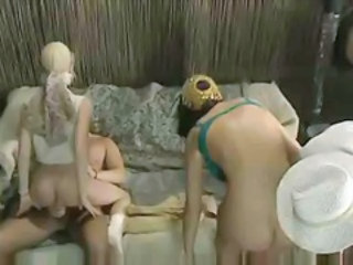 Groupsex Riding Threesome Vintage