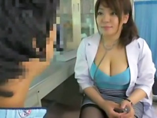 Asian Big Tits Japanese MILF Stockings