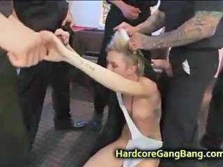 Blonde Forced Gangbang Hardcore Nun Tattoo