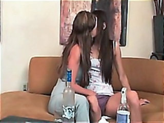 Lesbian Seduction - Celeste Star & Jewels Jade