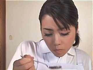 Asian Nurse Older Teen Uniform