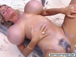 Beach Bus Fetish Hairy Pornstar Silicone Tits