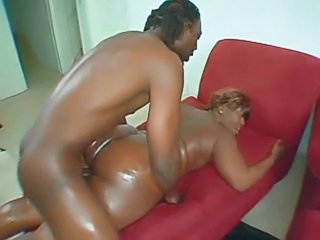Ass BBW Doggystyle Ebony Hardcore MILF Oiled
