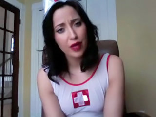 MILF Nurse Uniform Webcam