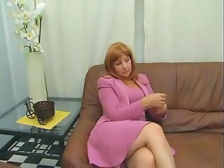 Amateur Chubby Mature Mom Russian