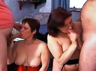 Blowjob British European Groupsex Orgy Wife