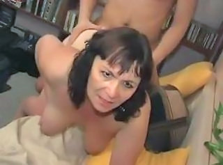 Doggystyle Hardcore Mature Mom Russian SaggyTits