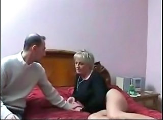 Amateur Italian Mature Mom Old and Young