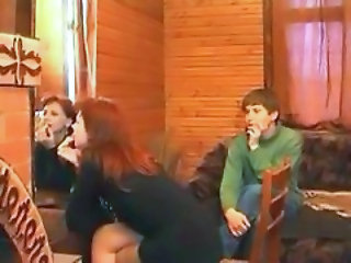 Amateur Homemade MILF Mom Old and Young Redhead Russian