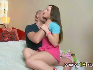 Amateur Cute European Kissing Teen