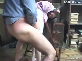 Bondage Doggystyle Homemade