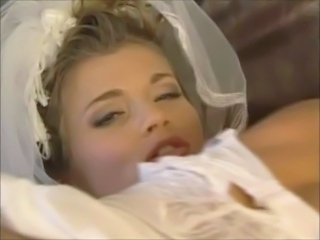 Amazing Bride Cute MILF Threesome
