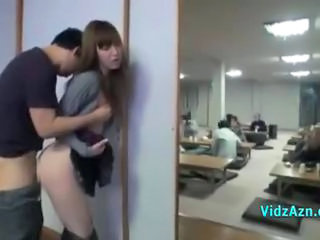 Asian Doggystyle Korean Public Teen