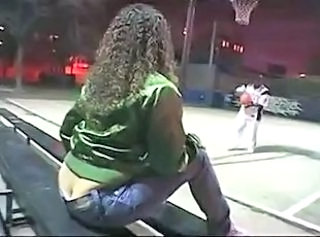 Ebony Interracial Outdoor Sport