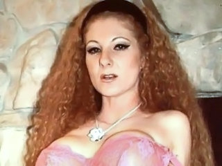 Amazing Long hair MILF Redhead