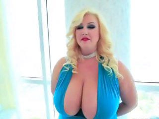 BBW Big Tits Blonde MILF Natural