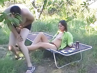 Outdoor Teen