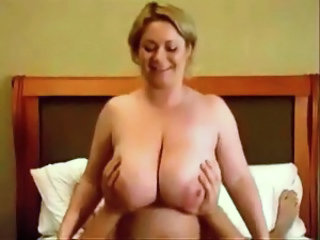 BBW Big Tits Mature Natural Riding