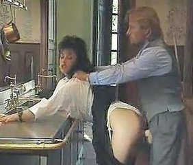 Clothed Kitchen MILF Vintage