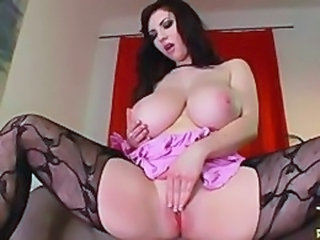 BBW Big Tits Masturbating Natural Pantyhose Pornstar Shaved