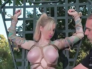 Bondage Bus Fetish Slave
