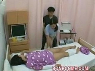 Asian Japanese MILF Nurse Wife