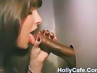Amateur Blowjob Gloryhole Interracial