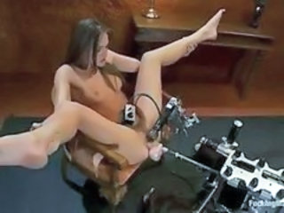 Machine Orgasm Teen