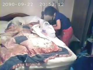 """Hidden Cam Catches Mom First Time"""" target=""""_blank"""