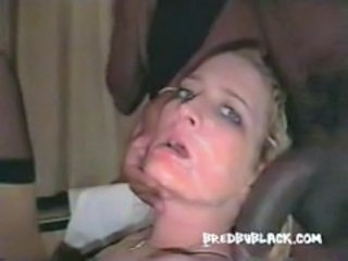 Big cock Cuckold Cumshot Facial Interracial Wife