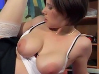 European French SaggyTits Stockings Teen