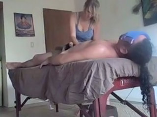 Amateur Massage Wife