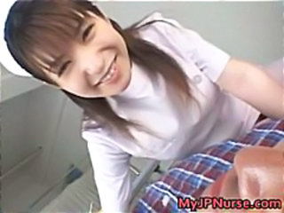 Asian Japanese Nurse Teen