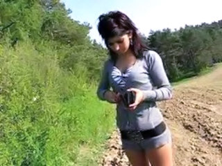 Amateur Indian Outdoor Teen