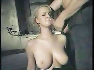 Sexy woman fucking in big boobs