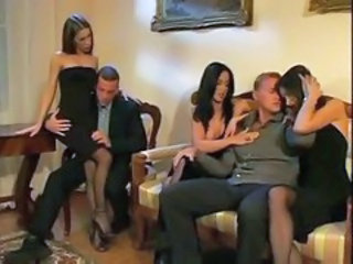 European French Groupsex Man Orgy Vintage