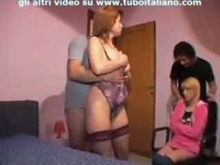 European Groupsex Italian Old and Young Orgy