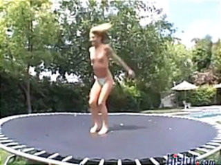 Funny Outdoor Teen