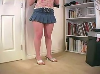 Handjob Skirt Teen