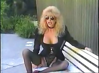 MILF Outdoor Pornstar Stockings Vintage