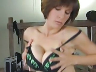 Amazing Big Tits Dancing Lingerie MILF Pov Stripper